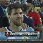 "Messi: ""Se terminó para mi la selección"" #NoTeVayasLio https://t.co/6prTDMLArm https://t.co/jMBlE5yE8M"