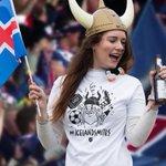 #ENGISL prep ✔ Bathe in #RonaldoTears ✔ Offering to Óðinn ✔ Quaff @EinstokBeer ✘  Win #ICELANDSMITES shirt? RT2WIN! https://t.co/dqd8E4r4ZO