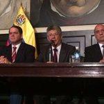 En Desarrollo│@hramosallup: Vamos a reunirnos en la OEA o en Venezuela, pero no en Rep. Dominicana. Ofrecemos la AN. https://t.co/xAMczDX1ar