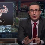 John Oliver nails the real problem behind the Olympics doping crisis https://t.co/M9kiXywFQM https://t.co/CQkP6uU8gp