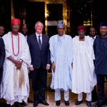 Honour to discuss with @NGRPresident Buhari and @unilever natl development and inclusive growth.Leave no-one behind https://t.co/Q2AJyMl9Ws