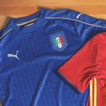 #EURO2016 Knockout giveaway!  If 🇮🇹 win today, well give away an Italy home shirt! RT and Follow to enter! #ITAESP https://t.co/LUlajYfBjc