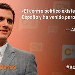 """.@Albert_Rivera """"Cs tiene que ser el revulsivo que impulse un cambio real en España"""" https://t.co/jZNItjyOzL"""