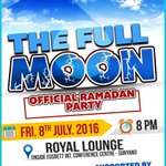 @anita_frimpomaa Sunyani is gonna be Lit 🔥 🔥  Its the official Ramadan party 🎉 #FullMoonWithMrKaxtro Royal 👑 Lounge https://t.co/eggiqLuijg