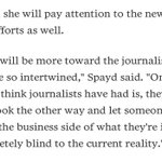 The @nytimes new Public Editor @spaydl on her priorities: https://t.co/UVuX17xLO8 https://t.co/98qcXa8tzQ