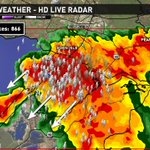 Storm with INTENSE lightning over Eden Isle & I-10 Twinspans this morning. Its moving SW toward #NOLA! @WWLTV https://t.co/uKByBi1pna