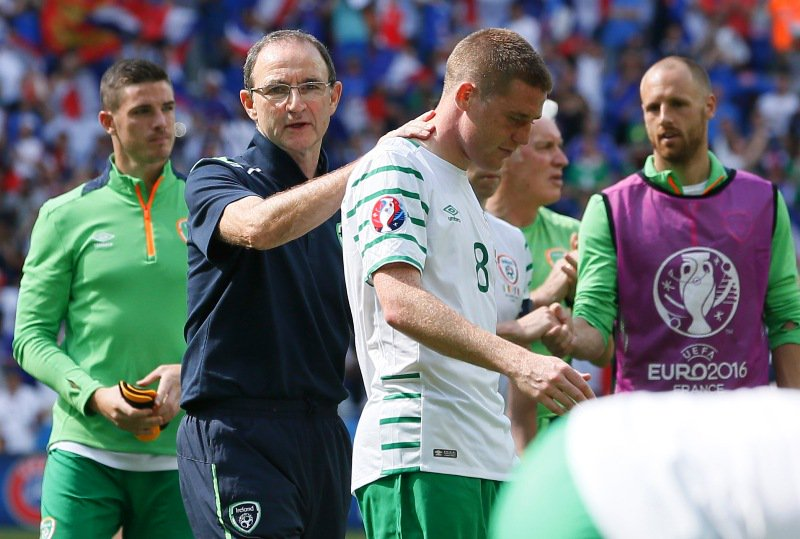 Martin O'Neill proud of Ireland's Euro 2016 campaign and looks to a bright future: https://t.co/jZCzOXSHnf https://t.co/rMCGlgZL5o