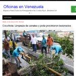 #Valencia es noticia: Cocchiola: Limpieza de canales y poda previnieron lesionados https://t.co/VSRYqz5Kko https://t.co/b1o2C4wmLS