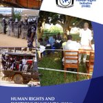 Today morning, the @FHRI2 launched a report on human rights and elections in Uganda #FHRIReport https://t.co/4bVowk5s1f