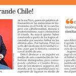 Mi breve comentario sobre Chile bicampeón de las Américas. https://t.co/0PWVvgaEPo
