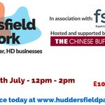 Join us for Huddersfield Network at The Chinese Buffet 05/07/16 12pm-2pm, its Chinese Tuesday too! @HuddersfieldBiz https://t.co/DCo09vIZB9