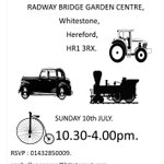 #HerefordHour Come hear @PoppySisters at Radway Brige Garden Centres VINTAGE VEHICLE DAY! https://t.co/16Llpx6OhU https://t.co/wssKXluik3