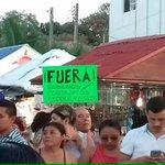 Ciudadanos, maestros y padres d fam salieron a las calles de #Cancún en apoyo al pueblo de #Oaxaca y #Ayotzinapa https://t.co/OiQJRErfEt
