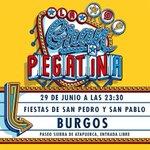 RT si te apuntas!!! Vaya liada vamos a montar!! #Burgos #LaGranPegatina 2 días!! https://t.co/sHNOWEV2pl