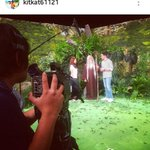 Bubble Gang BTS shoot ???? © kitkat61121 on IG | @mainedcm #ALDUBxDrewGa https://t.co/ir4akRQ7PU