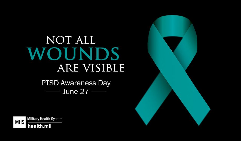 Today is national #PTSDAwarenessDay. Tools to help make a difference: https://t.co/AdOW8ojMei https://t.co/taPvIJDQxy