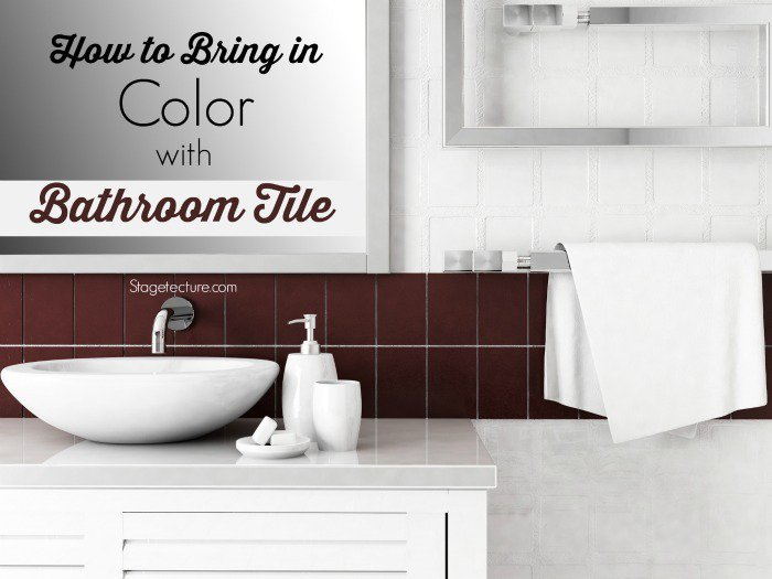 Bathroom need an update? Try these Bathroom Tile Ideas to Bring in More Color. #bathroom #decor #interiors https://t.co/Jyw82JuZKt
