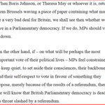 What should MPs do if the Brexit deal is rubbish? https://t.co/hHjrMo0YyQ https://t.co/17IolAQ3nj