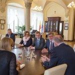 Komisja Bundestagu ds. Mediów i Kultury z wizytą w Europejskiej Stolicy Kultury #Wrocław2016 @wro2016 https://t.co/HfQ5vgBjGF
