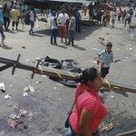 Saquearon mercado a cielo abierto en Puerto Cabello https://t.co/Za21Yj9fzc https://t.co/FGTyelyVLY