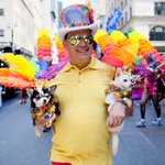 Highlights from NYCs Gay Pride Parade https://t.co/py1SYPekWA https://t.co/QgFn57cwKe