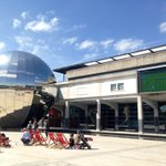 Watching a bit of @Wimbledon in the sunshine? Dont mind if we do @AtBristol ! ???????? #Bristol https://t.co/NsDiODfQnA