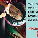 Q4: What's your favourite summer dessert? #PCInsidersCollection https://t.co/xJIzpnC4Vs