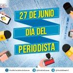#FelizDiaDelPeriodista la comunicación es la batalla d mayor trascendencia para nuestra Patria y LaRevolución #27Jun https://t.co/nm9A40LfhM