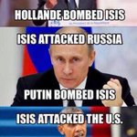 Obama and the Democrats respond to terrorism vs. other world leaders is deplorable. https://t.co/VFi5UFBc3t
