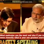 Feel like Im watching a date: Twitter reacts to PM #Modis interview with Arnab Goswami https://t.co/fHPeJcUGjD https://t.co/BJYpvDOTbT