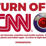 Have you had it with @CNNs relentlessly dishonest coverage of @realDonaldTrump? The blackout begins July 1. #Trump https://t.co/a5BqvriUQY