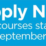 Apply now for September 2016 Courses. #courses #Liverpool See website for courses https://t.co/qcGLe7kuhv https://t.co/iYTQ05oa2M