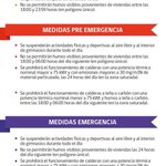 Hoy lunes 27 de junio Pre Emergencia Ambiental en Talca y Maule https://t.co/PpV47YspUu