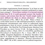 SCOTUS is right: trap laws are thinly veiled attempts to deny low-income & rural women abortion access. #StopTheSham https://t.co/BT3dF2jAai