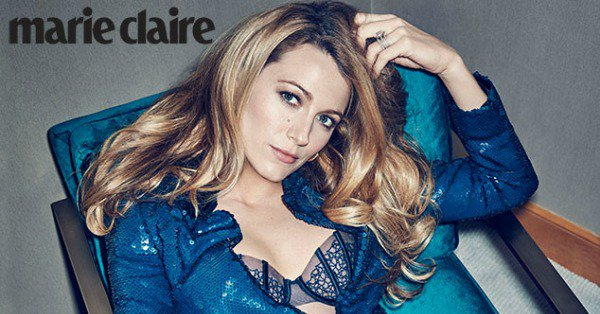 Like mother, like daughter! Blake Lively says little James looks like her now.