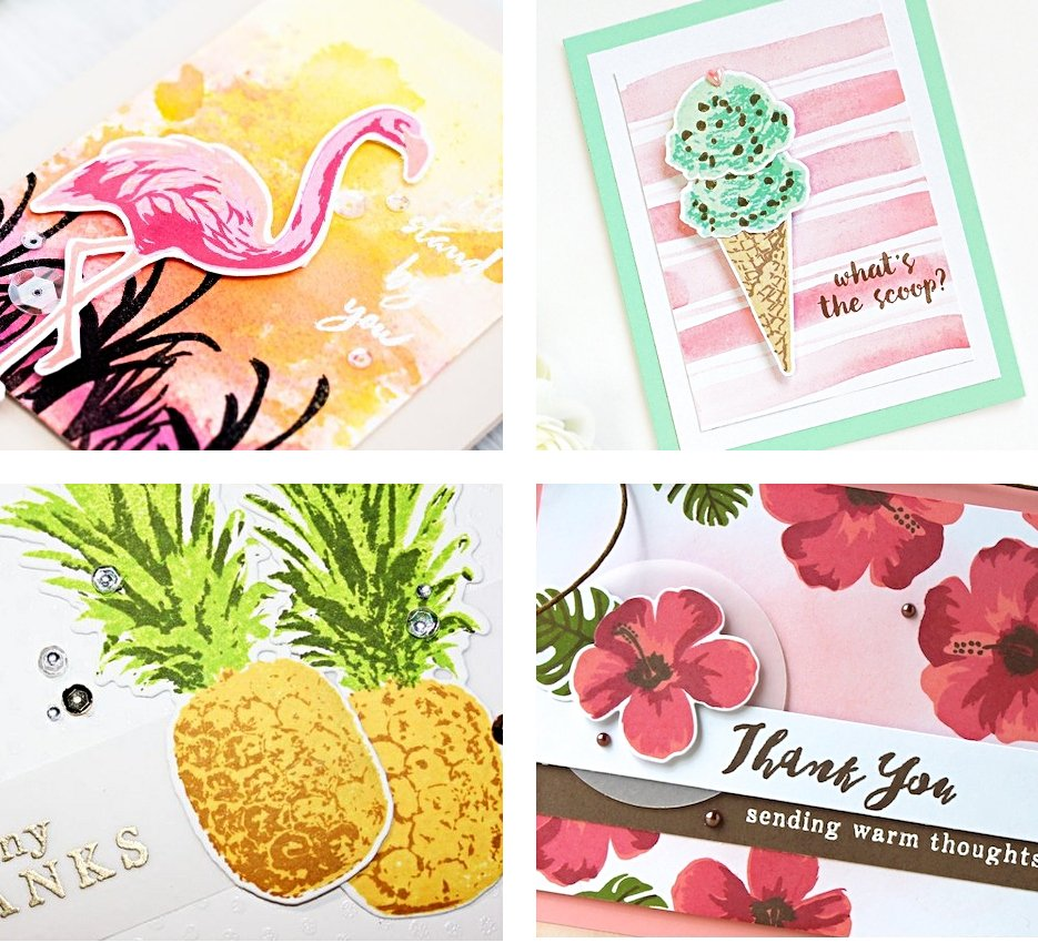 Just a few of the color layered beauties you'll find in today's blog hop! https://t.co/kjVYj4oOL1