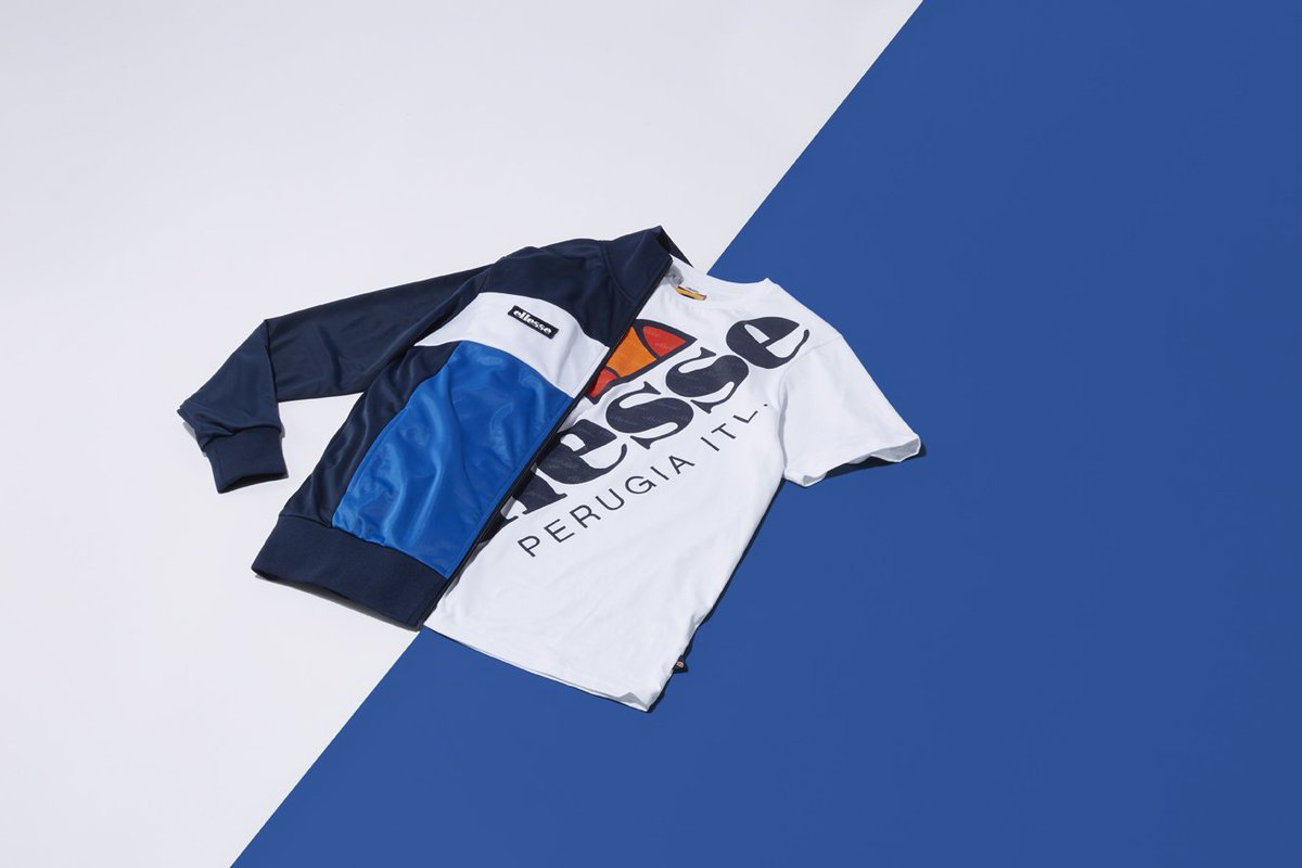 Inject some football inspired style into your wardrobe with Ellesse, instore/online https://t.co/TbycD62Sei https://t.co/4PUID7uQds