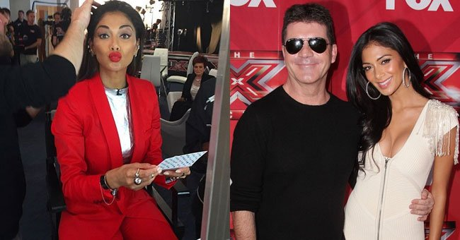 Ooh. Want to see your *first* photos of The X Factor panel on set?