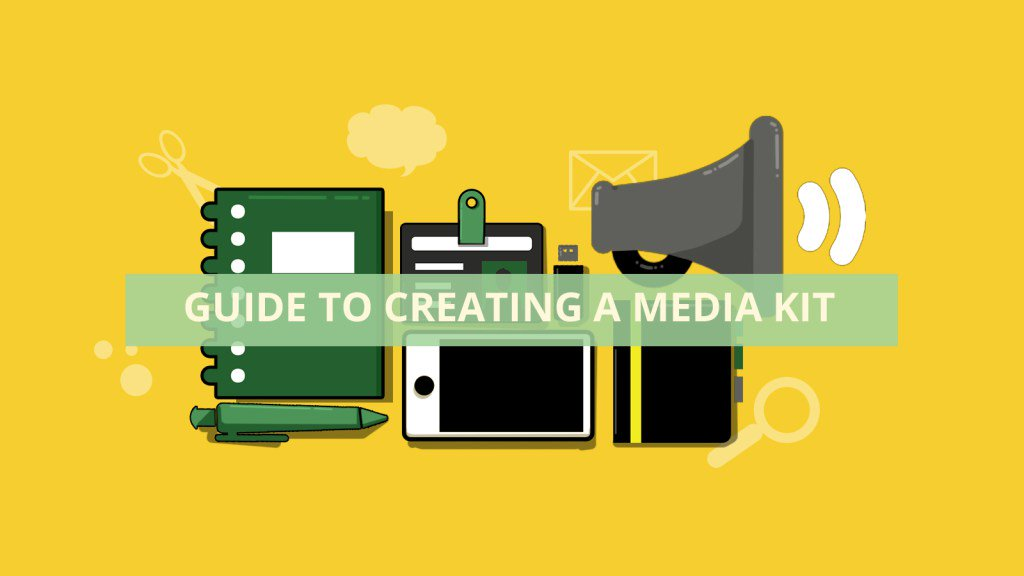 The Ultimate Guide to Creating a Media Kit https://t.co/jZGrBeAQHW https://t.co/BMjQobB3w0