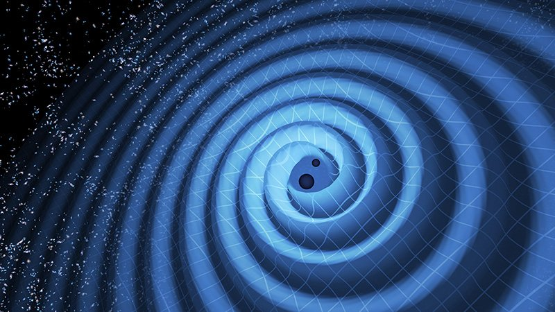 BREAKING NEWS @LIGO  detects second black-hole merger https://t.co/z0Y5NA67Re #gravitationalwaves #AAS228 https://t.co/An4wRpo1Kd