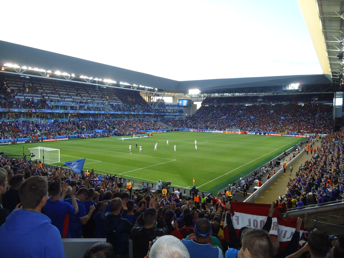 Cracking shot from our man on the ground in France during last nights Portugal v Iceland game #EURO2016 #ViolaFC https://t.co/9ci8NhkhFy