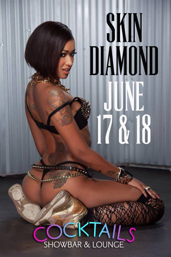 This weekend in Jacksonville FL I'll be feature dancing at Cocktails Lounge! June 17th & 18th! 2 nights