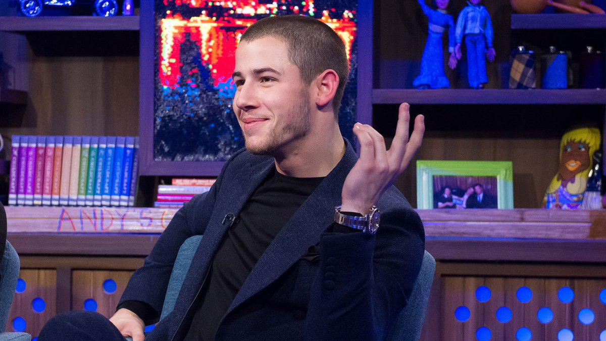 Nick Jonas Conceals Firm Ass, Possible Boner For Latest Magazine Cover