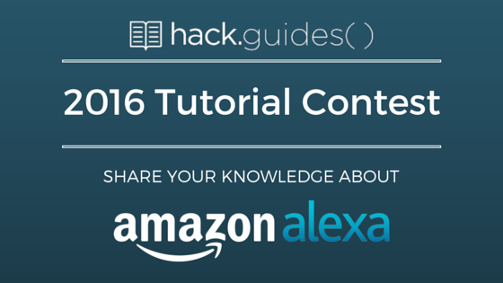Know how to develop skills for #Alexa? Share your genious :) https://t.co/Yxg1q50uA2 #IoT #Ask #Contest https://t.co/1xMI6VFVLP