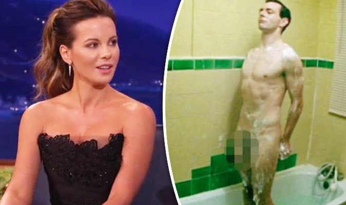 its not creepy kate beckinsale sends naked pictures of