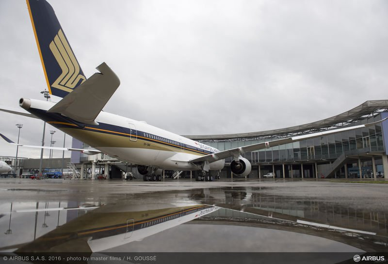 RT @AirwaysNews: .@SingaporeAir to Launch Direct @FlySFO service.