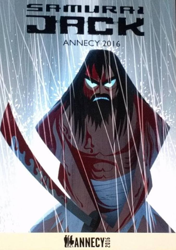 #SamuraiJack is back. Darker, and better! (image source: https://t.co/70iaW0Fi6l) https://t.co/hLAjyxe7vY