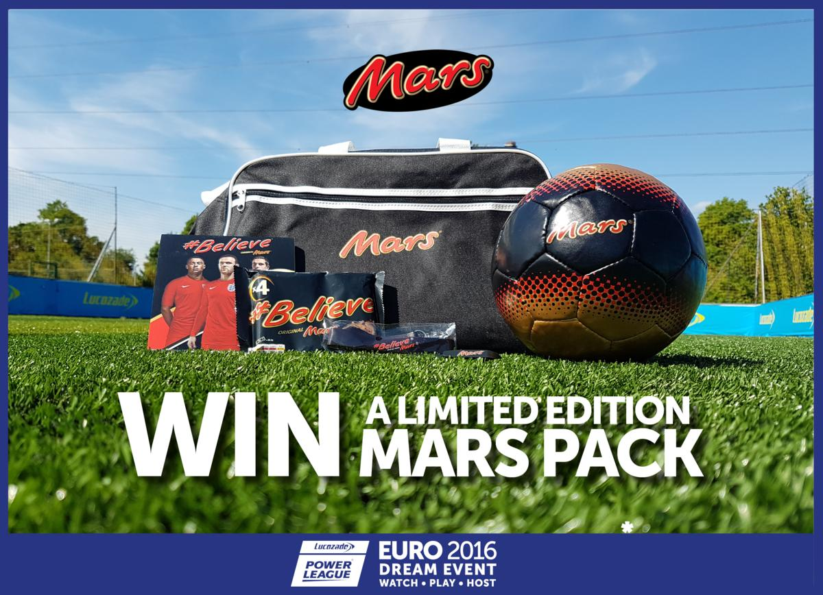 Another amazing  #Euro2016 prize today! Fancy a special Mars pack? Just Follow and RT for a chance to #WIN https://t.co/APOXe7rTfB