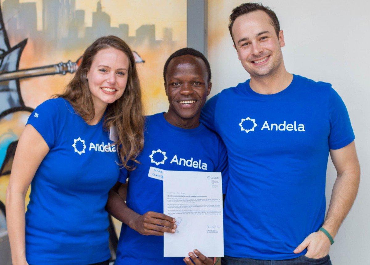 Andela Raises $24 Million From Mark Zuckerberg And Priscilla Chan's Fund To Train African… https://t.co/6lt5jDfdFI https://t.co/7FFKizYTna
