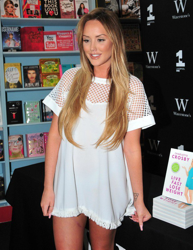 Charlotte Crosby is in talks with MTV about new project - so exciting, right?!